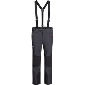 Jack Wolfskin Solitude Mountain Pantalon Homme, ebony